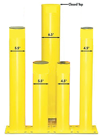 Stromberg Steel Bollards NEW