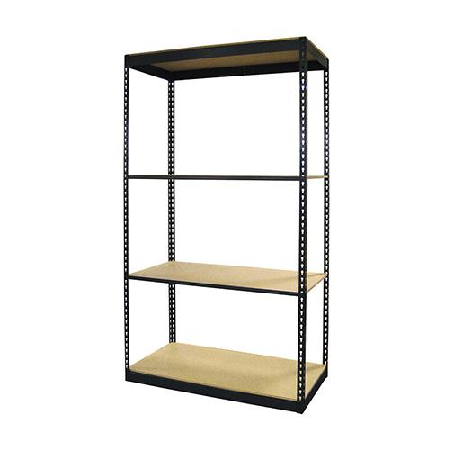 Stromberg Boltless Shelving Units - 4 Shelf