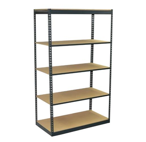 Stromberg Boltless Shelving Units - 5 Shelf