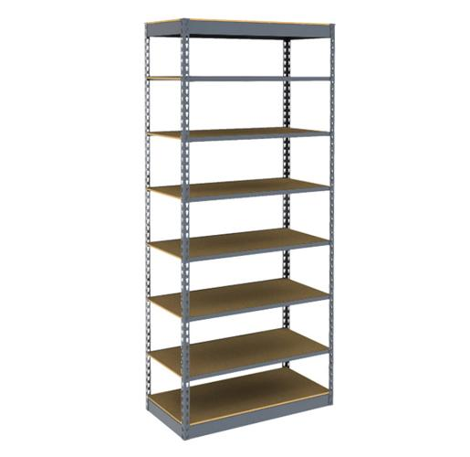 Stromberg Boltless Shelving Units