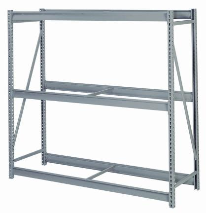 Lyon Bulk Storage Racks - 60 Inch Wide - No Decking