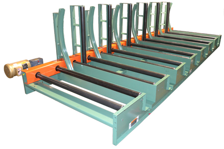Roach Multi-Strap Bundle Conveyor