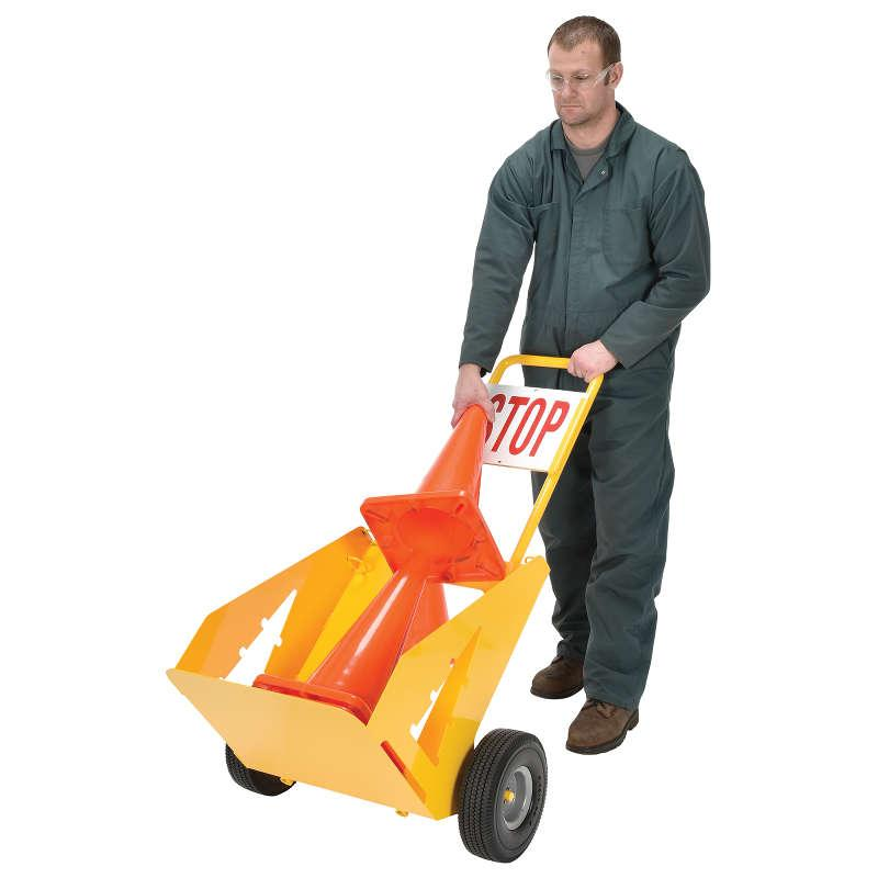 Vestil Traffic Cone Cart