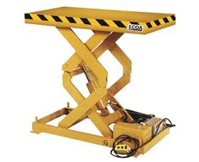 ECOA Compact Double Scissor Lift Tables