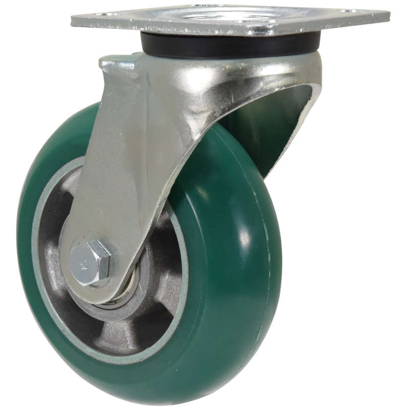 Vestil Medium-Heavy Duty Polyurethane-Elastomer Casters