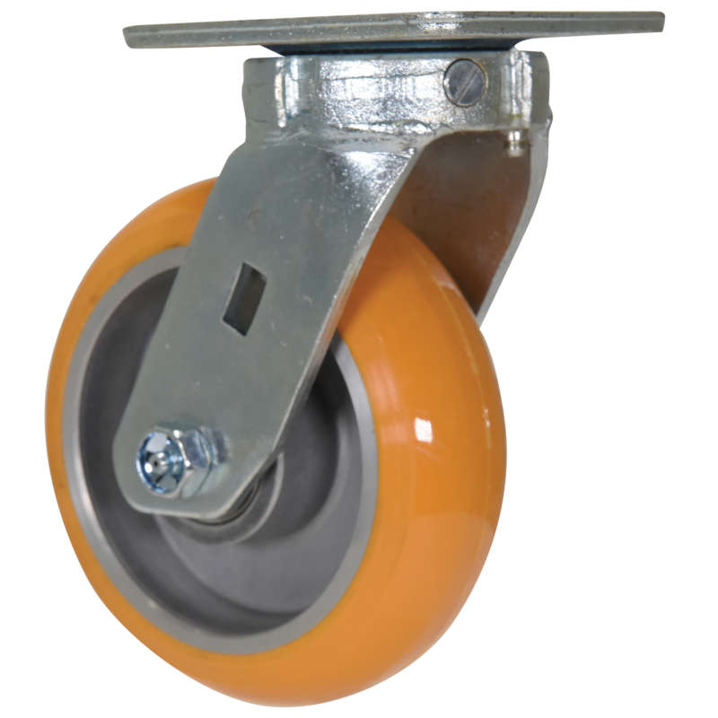 Vestil Medium-Heavy Duty Premium Heavy Duty Polyurethane Casters