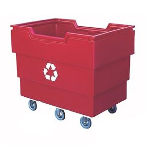 Chem-Tainer Recycling Truck Model No. HR5016TRD