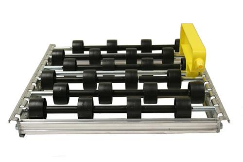 Case Flow Rack Dyna-Deck Tracks