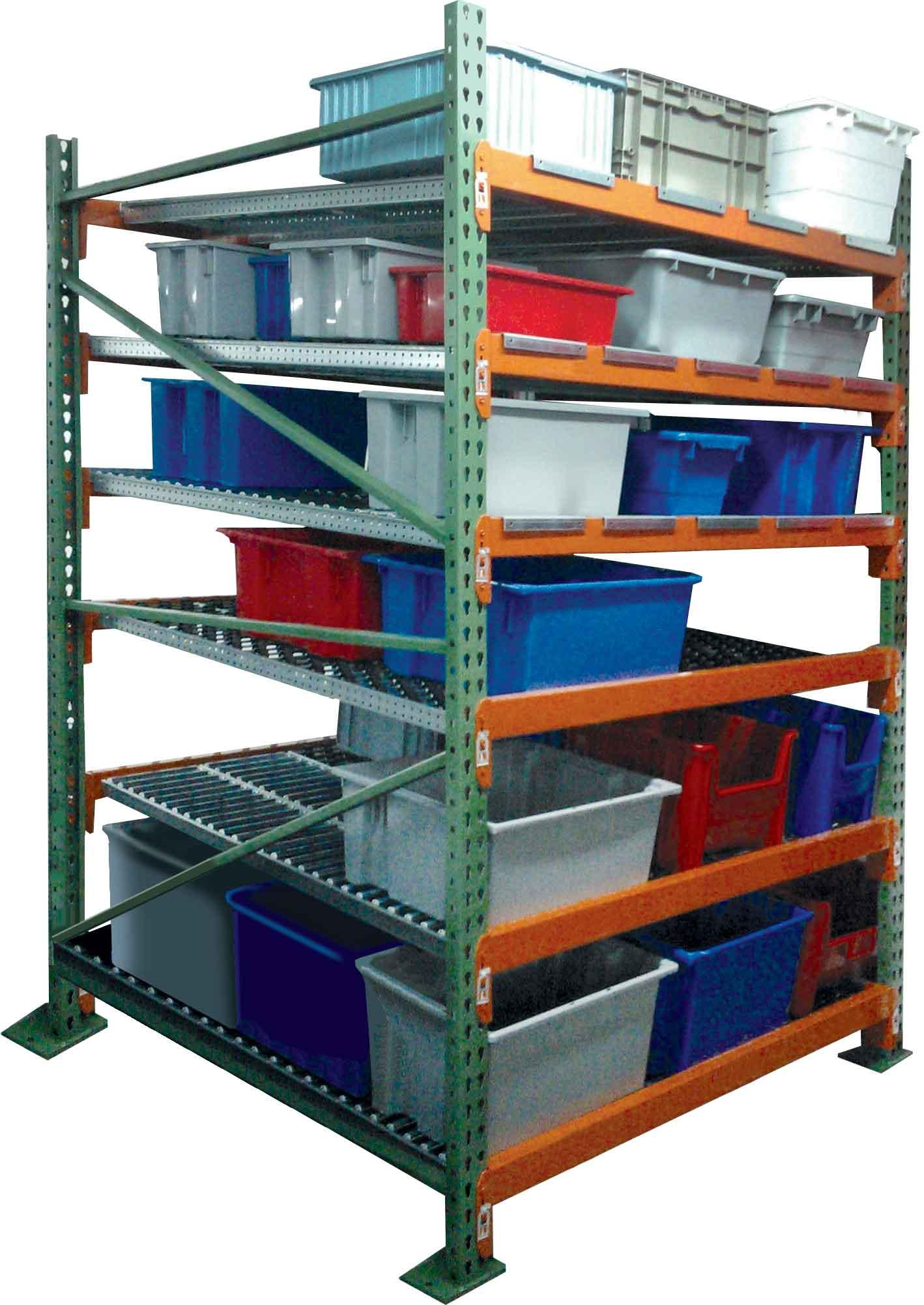 Stromberg Case Flow Racks