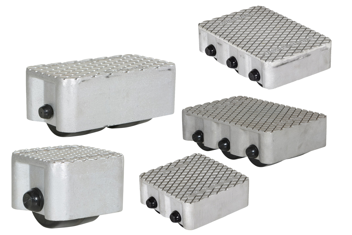 Vestil VPRDO Cast Aluminum Dollies