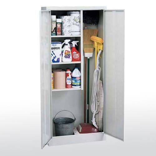Sandusky Classic Series Janitorial Supply Cabinet