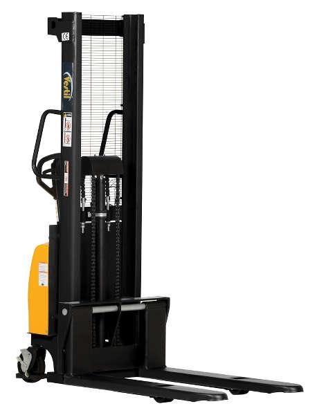 Vestil Combination Hand Pump and Electric Stacker