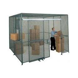 Steel Mesh Partitions