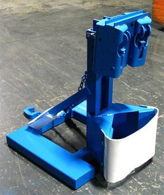 Custom Heavy-Duty MORSpeed Forklift Attachment