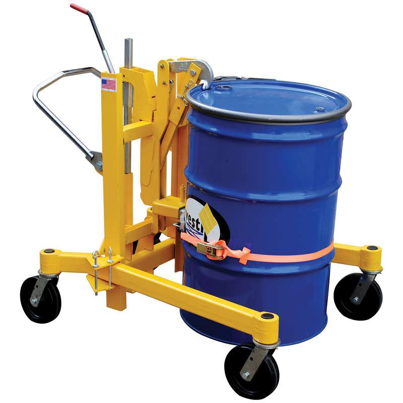 Vestil Economical Drum Transporter Model No. DCR-880-M