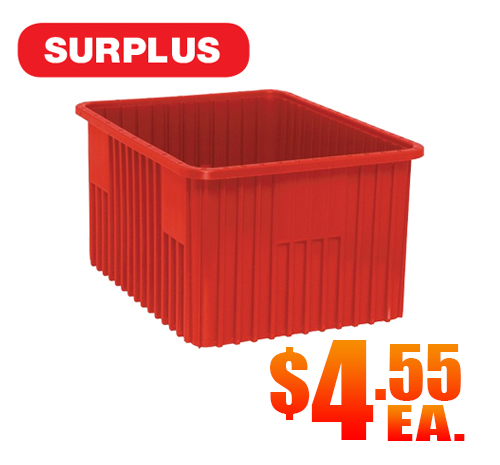 Quantum DG93120 Red Surplus 2