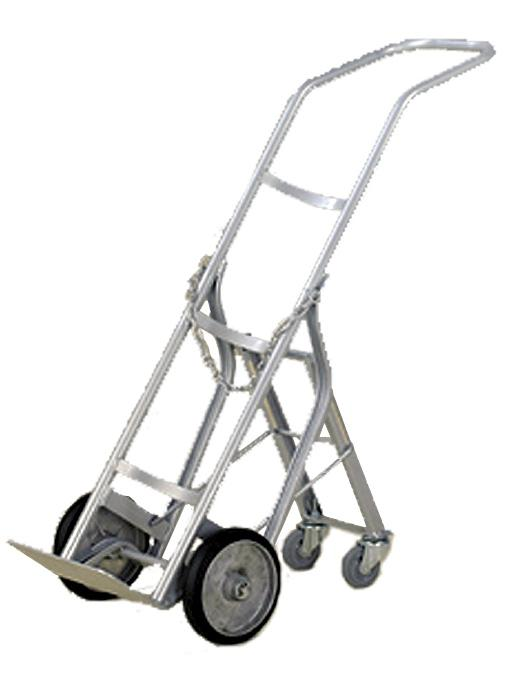 Dutro D-SBSO-M Single Bottle Swing Out Hand Truck