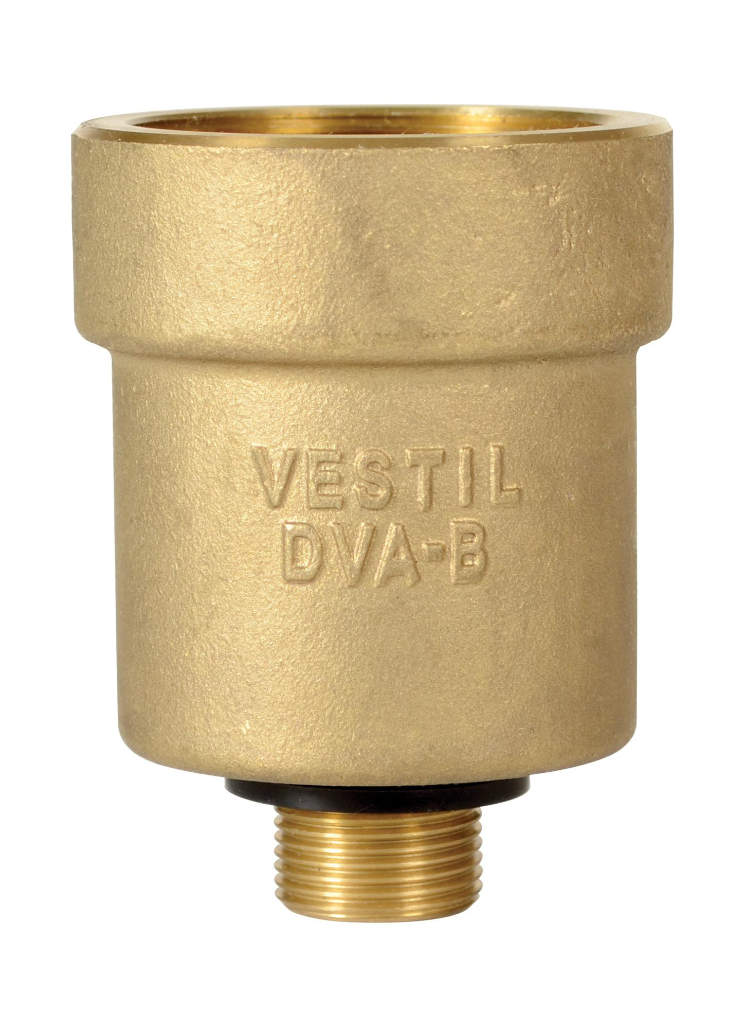 Vestil Brass Drum Vent Adaptor Model No. DVA-B