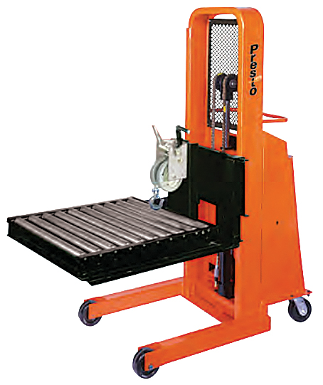 Presto Die Changing Stacker with P-6 Die Puller