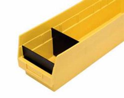 Dividers for Store-More Shelf Bins