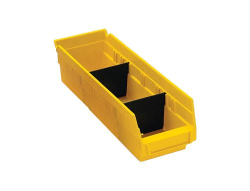 Dividers for QSB Shelf Bins