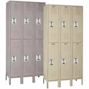 Lyon Double Tier Lockers NEW