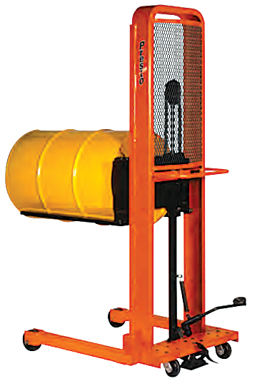 Presto Drum Handling Stackers