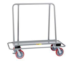 Drywall Cart with Steel Bumper Frame