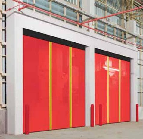 DuraShield Roll-Up Doors