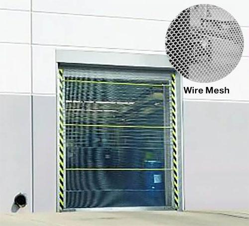 DuraShield Wire Mesh Security Doors
