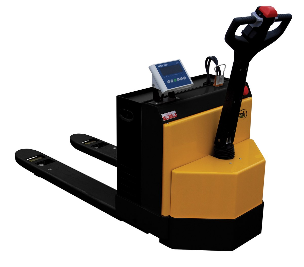 Vestil EPT-2748-45-SCL Electric Pallet Truck with Scale
