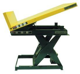 Southworth E-Z Reach Lift and Tilt Container Tilter