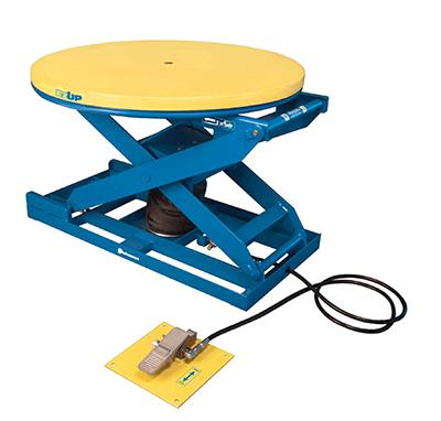 EZ Up Pneumatic Lift Tables