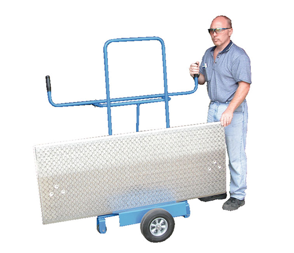 Vestil Easy Move Panel Cart