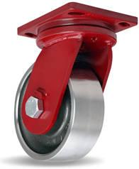 Hamilton Enhanced Precision Super Duty Casters