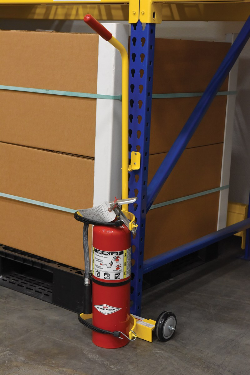 Vestil FEC-1 Fire Extinguisher Carrier