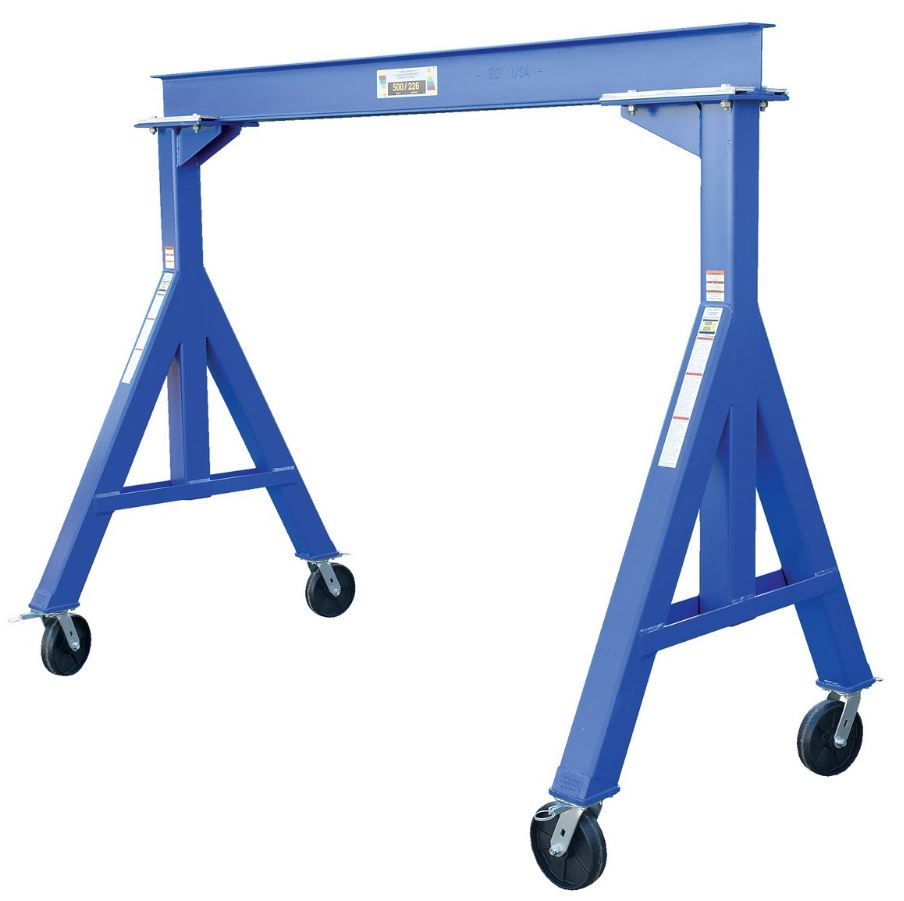 Vestil FHS-50 Fixed Steel Gantry Cranes