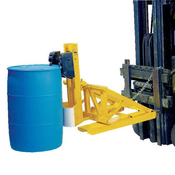 Vestil Fork Mounted Drum Lifter Model No. FMDL-2000