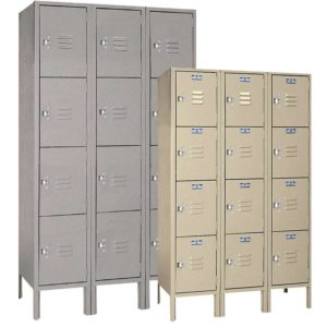 Lyon Four Tier Lockers NEW