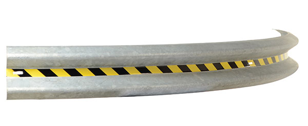 Vestil GR-12-CRV Guard Rail Systems