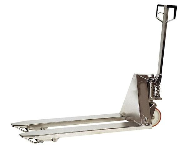 Galvanized Steel Pallet Jacks