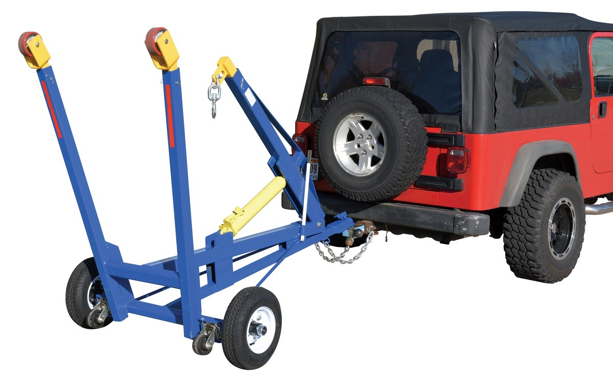 Vestil H-TRAIL Hoist Trailer