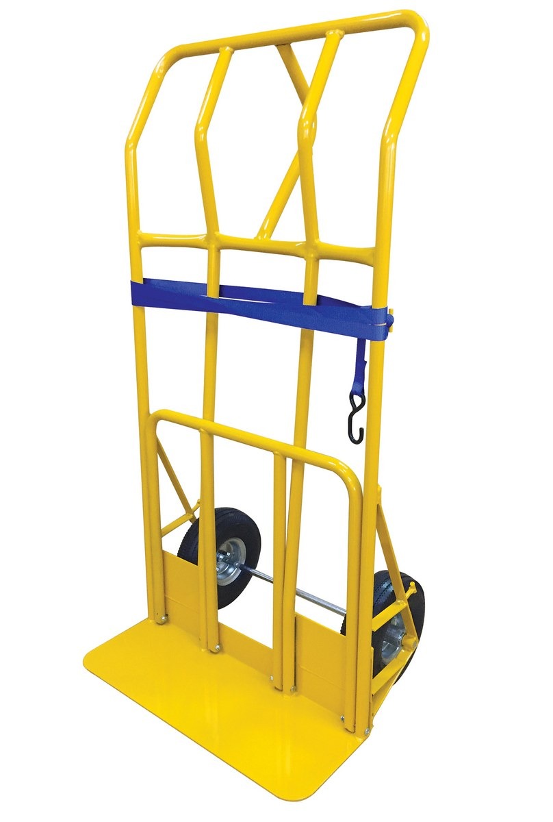 Vestil HTWL-600-PN Heavy Duty Wide Load Steel Hand Trucks