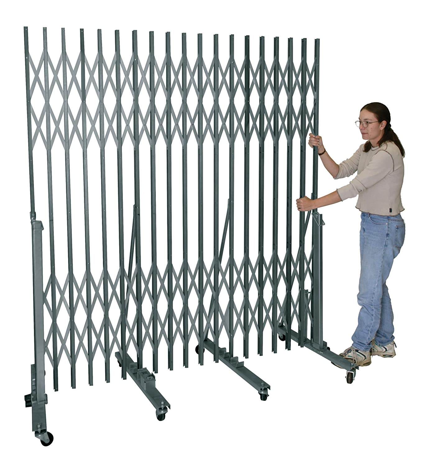 "Hallowell Portable Gate for 3'6"" to 6'0"" Openings"