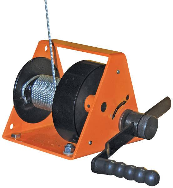 Vestil Hand Winch Model No. HWG-600