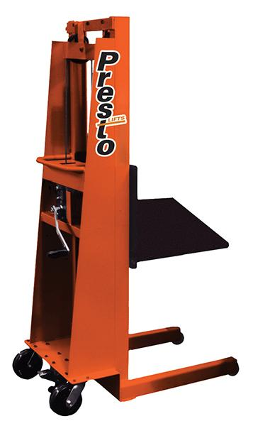 MV Hand-Crank Mechanical Stackers