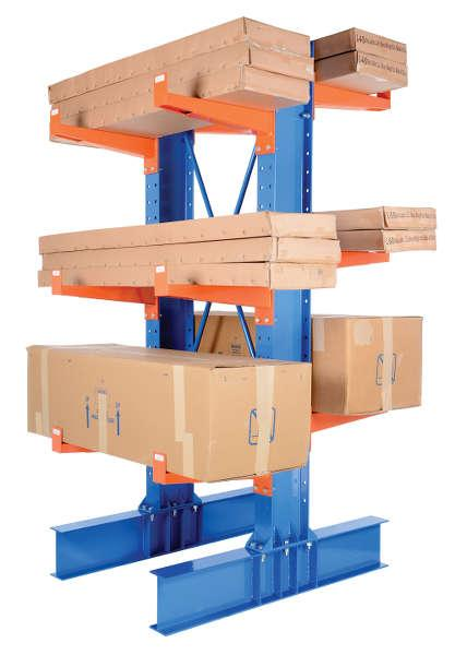 Vestil Heavy Duty Cantilever Rack Model No. HDU-C-8-36