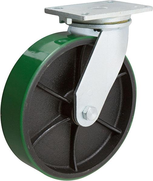 Stromberg STP7500 Series Heavy Duty Drop Forged Swivel Caster