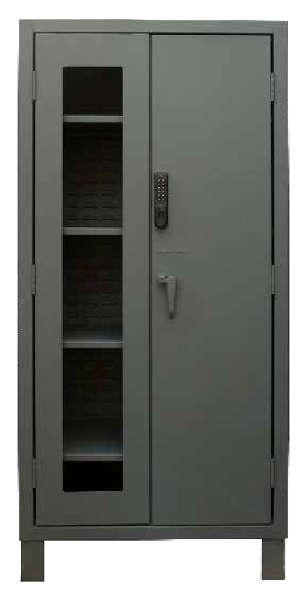 Durham Heavy Duty Electronic Access Control Cabinet