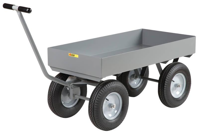Little Giant Heavy-Duty Deep Lip Wagon Truck Model No. CH-2448-X6-16P